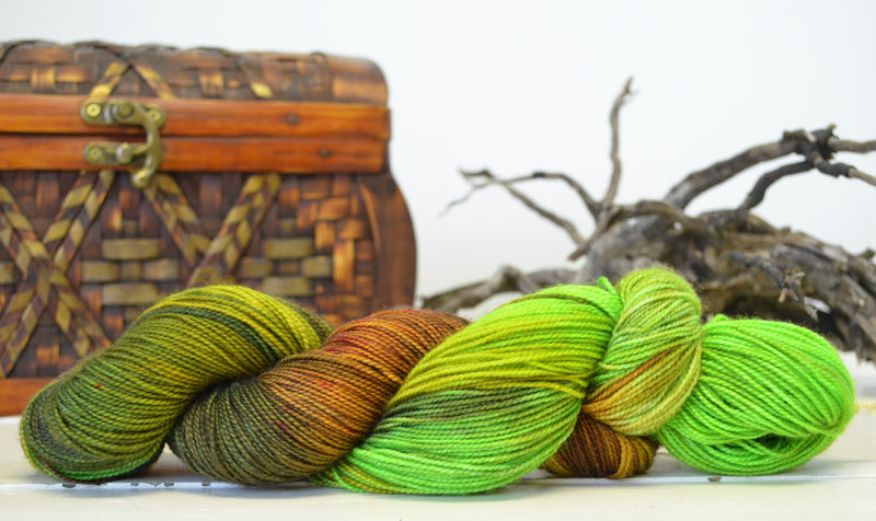 The Shire Folk ~ The Hobbit Inspired Yarn - product image