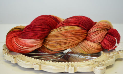 Cersei,~,Game,of,Thrones,Inspired,Yarn,yarn , hand dyed, Game of Thrones, Cersei