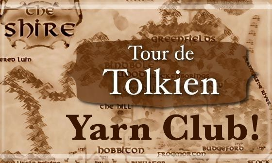Tour de Tolkien Yarn Club! ~September Sign-ups OPEN~ - product images