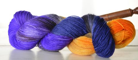 The,Knight,Bus,~,Harry,Potter,Inspired,Yarn,yarn, kettle dyed, Harry Potter, Potions