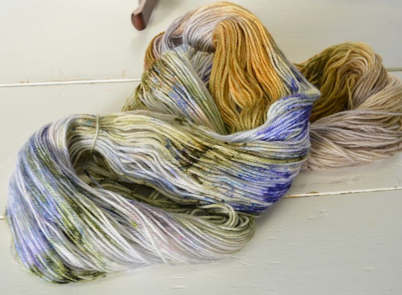 Troll in the Lavatory~ Harry Potter Inspired Yarn - product image