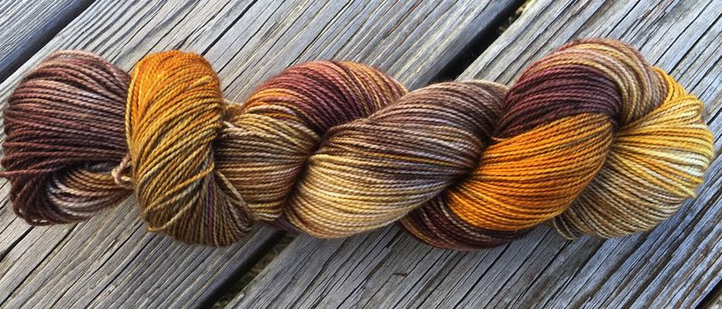 Mrs. Norris ~ Harry Potter Inspired Yarn - product images