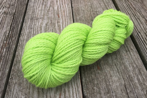 Kiwi,yarn, kettle dyed, indiedyed yarn