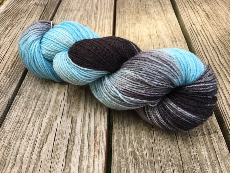 Science of Deduction ~ Sherlock Inspired Yarn - product images