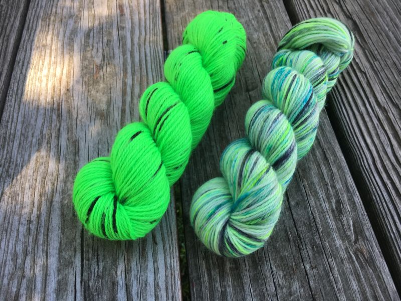 Briochet Cowl Pack ~Green - product images
