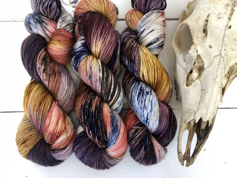 Professor Lupin ~ Harry Potter Inspired Yarn - product images