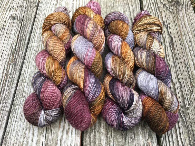 The MacKenzie ~ Outlander Inspired Yarn - product image