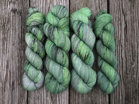 The,Barrow,Downs,~,Lord,of,the,Rings,Inspired,Yarn,Hobbit, yarn, superwash, handdyed, kettle dyed, Mirkwood, middle earth, lord of the rings