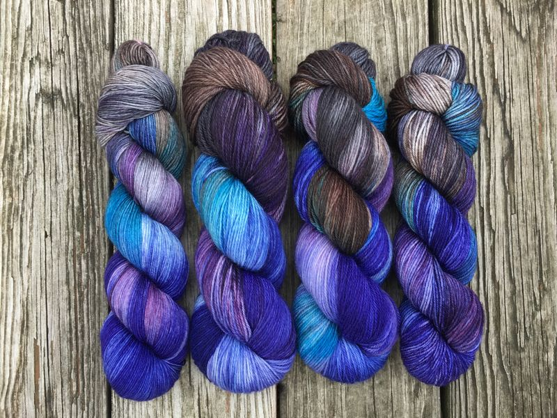 Bucklebury Ferry ~ Lord of the Rings Inspired Yarn - product image