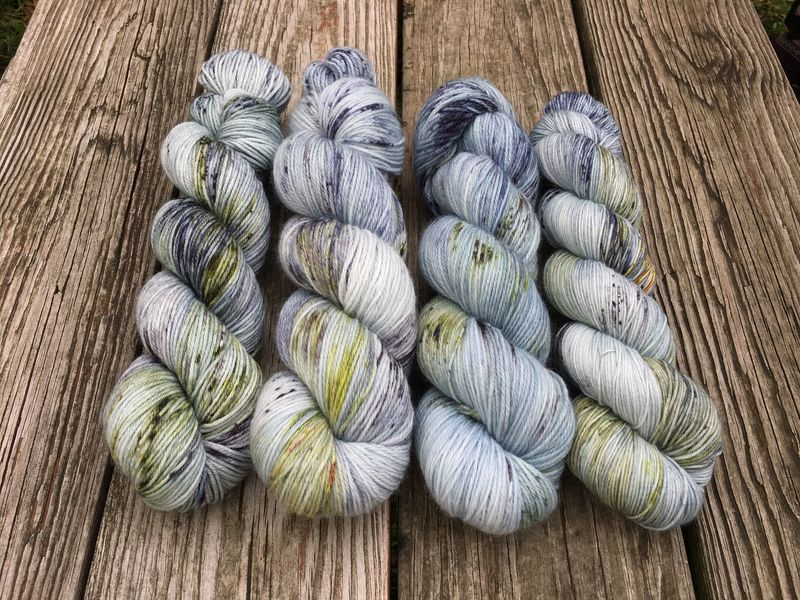 The Ford of Bruinen ~ Lord of the Rings Inspired Yarn - product image