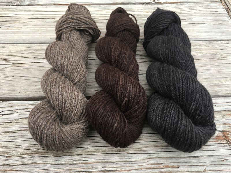 Pygora DK '17~ Natural Colors - product image