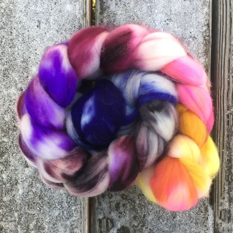 Luna,Lovegood~,Harry,Potter,Inspired,~,Top,top, Superfine Merino, Harry Potter inspired, wool, spin, Superwash Merino, Luna Lovegood