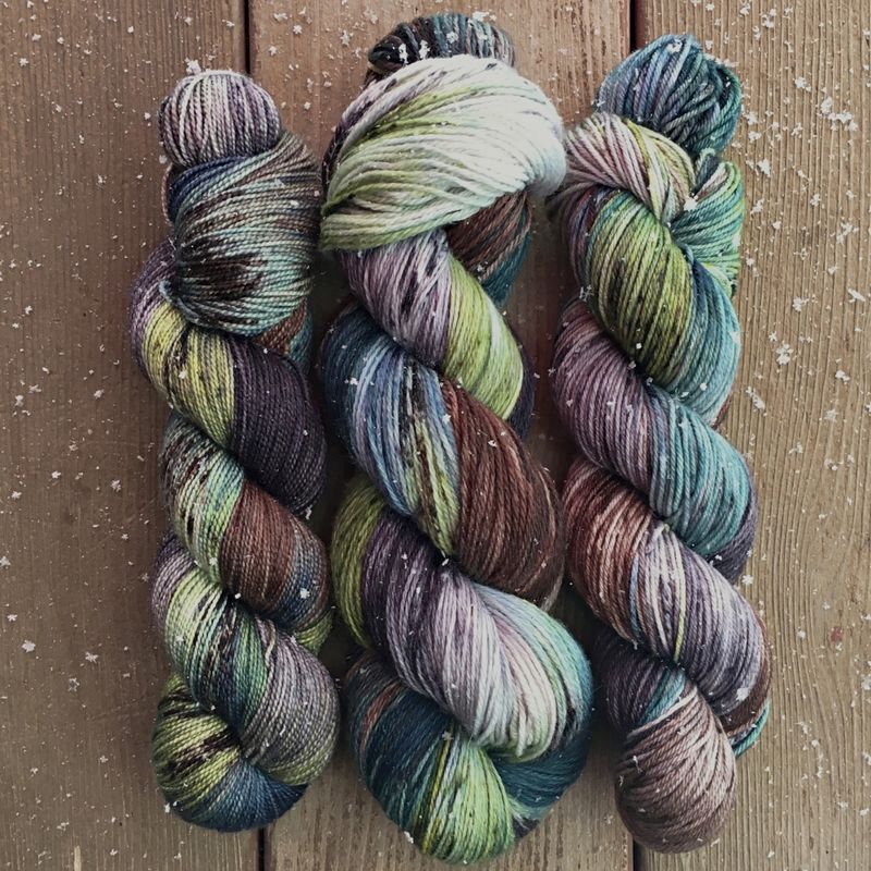 The Winchesters ~ Supernatural Inspired Yarn - product image