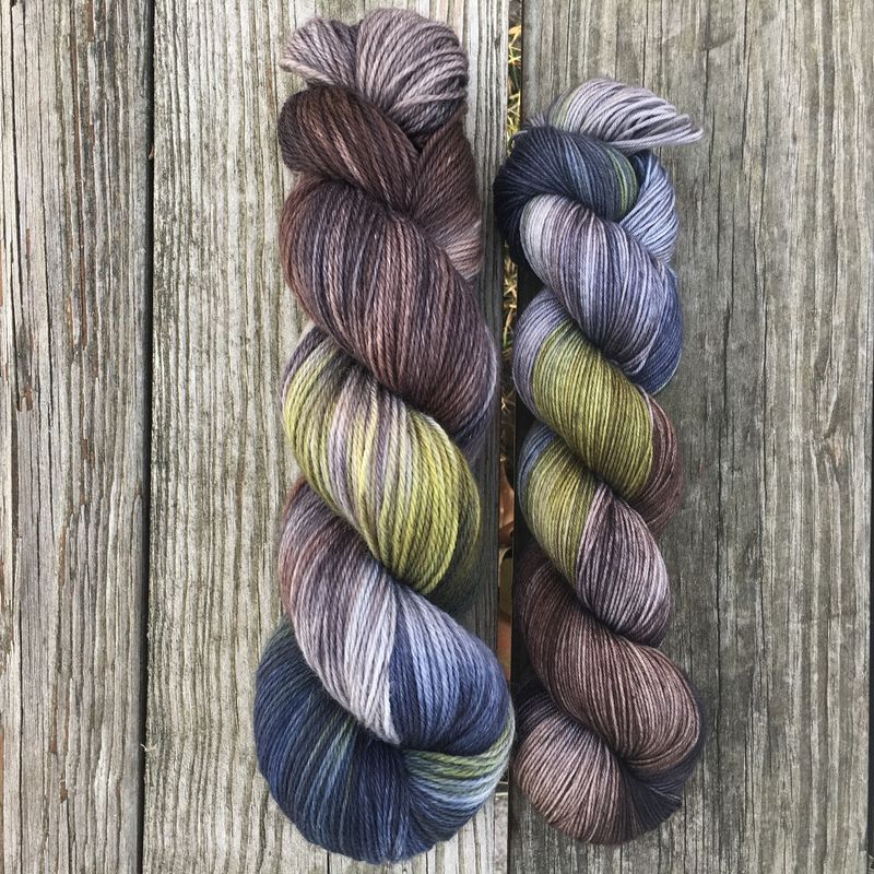 *ONLINE ONLY* What is Dead May Never Die ~ Game of Thrones Inspired Yarn - product image
