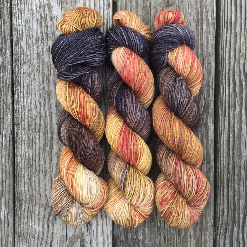 *ONLINE ONLY* Dothraki Screamer ~ Game of Thrones Inspired Yarn - product image