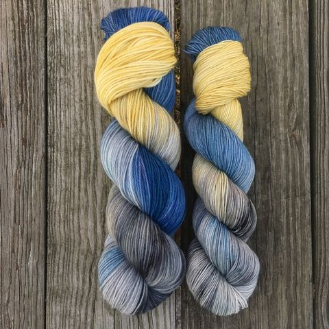 *ONLINE,ONLY*,Brienne,of,Tarth,~,Game,Thrones,Inspired,Yarn,yarn, Hand dyed, kettle dyed, Game of Thrones, game of thrones yarn, wool, handdyed, brienne of tarth