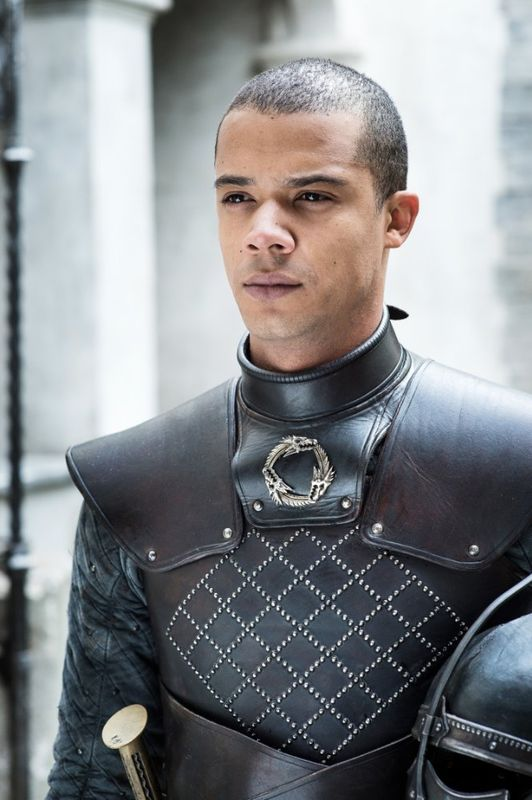 *ONLINE ONLY* Grey Worm ~ Game of Thrones Inspired Yarn - product image