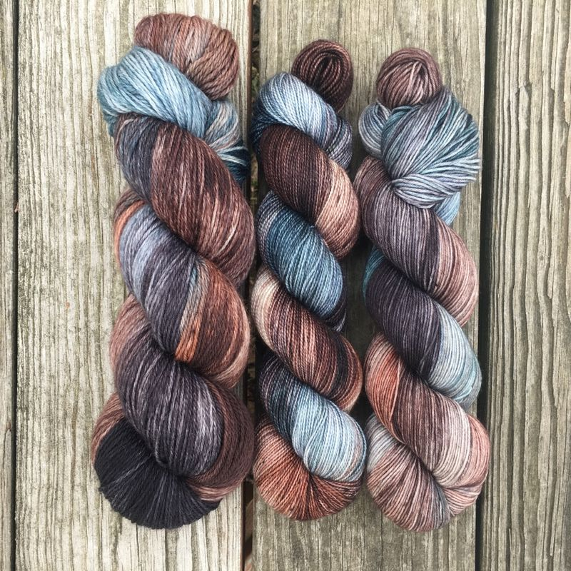 Bran ~ Game of Thrones Inspired Yarn - product image