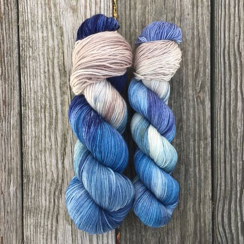 *ONLINE,ONLY*,Water,Dancing,~,Game,of,Thrones,Inspired,Yarn,yarn, Hand dyed, kettle dyed, Game of Thrones, game of thrones yarn, wool, handdyed, wild fire, wildfire, wild fire yarn