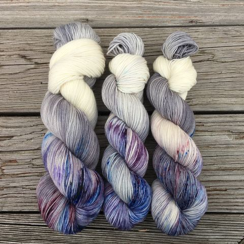 Dumbledore,~,Harry,Potter,Inspired,Yarn,yarn, Hand dyed, kettle dyed, Harry Potter, potion yarn, harry potter yarn, hogwarts yarn, dumbledore yarn, magic yarn