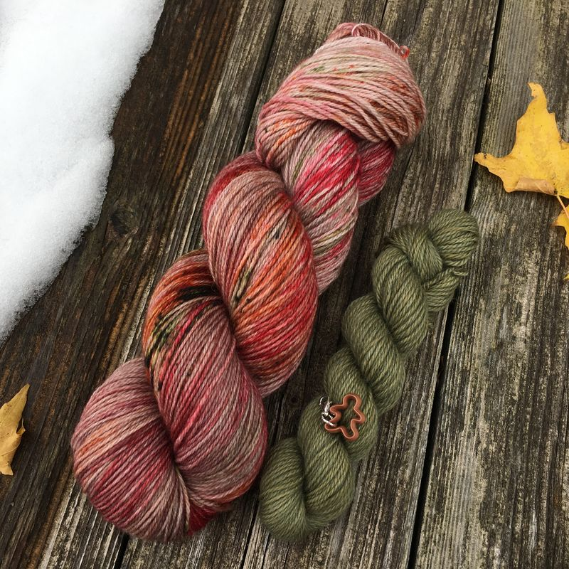 Christmas at the Burrow Sock Set ~ Harry Potter Inspired - product image