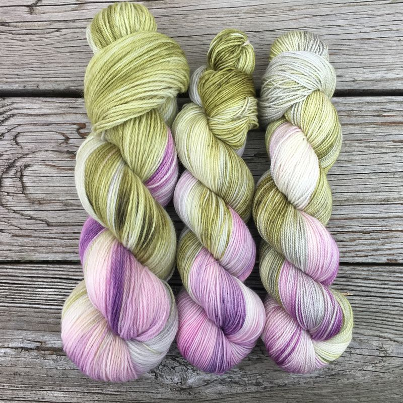 Highland Heather ~ Outlander Inspired Yarn - product images