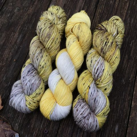 Lothlórien,~,Lord,of,the,Rings,Inspired,Yarn,Hobbit, yarn, superwash, handdyed, kettle dyed, Mirkwood, middle earth, lord of the rings