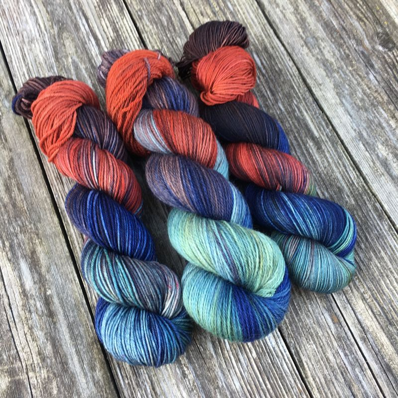 Bobby Singer - Supernatural Inspired Yarn - product image