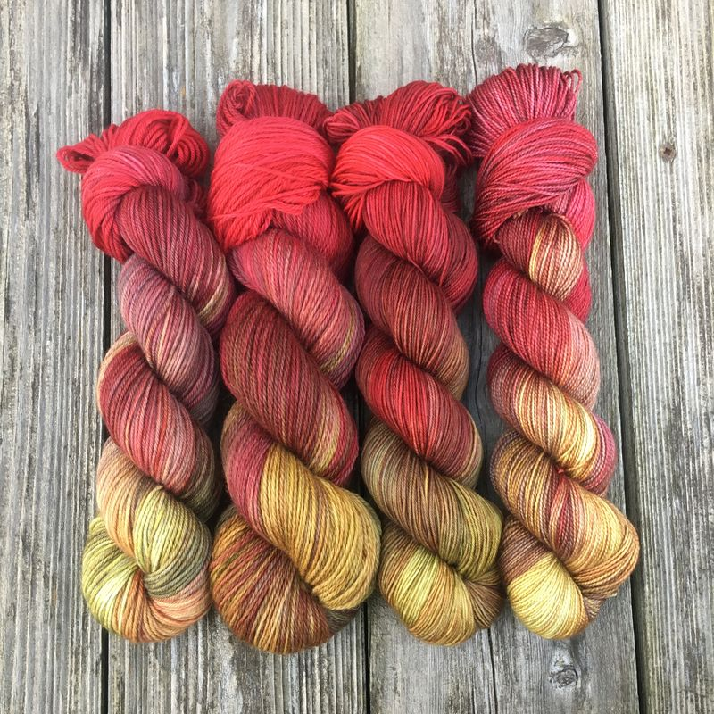 Wendigo - Supernatural Inspired Yarn - product image
