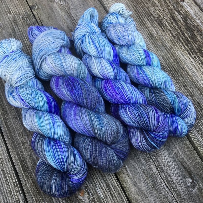 Djinn - Supernatural Inspired Yarn - product image