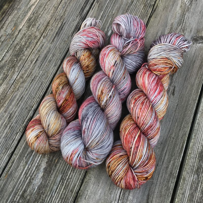 Vamps- Supernatural Inspired Yarn - product image