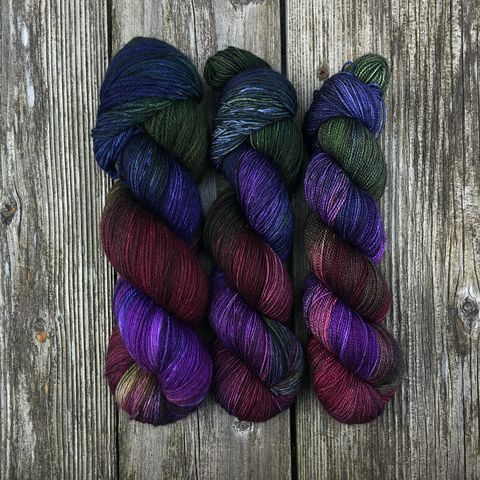 Ladies,of,Versailles,~,Outlander,Inspired,Yarn, Jamie, yarn, hand dyed, kettle dyed