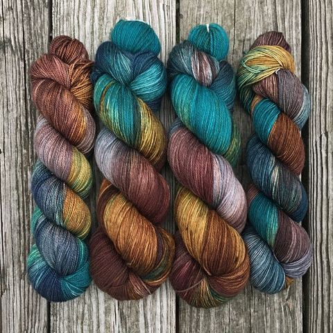 Safe,Harbor,~,Outlander,Inspired,Yarn, Jamie, yarn, hand dyed, kettle dyed, Drums of Autumn