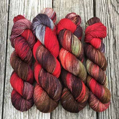 *ONLINE,ONLY*,Drums,of,Autumn,~,Outlander,Inspired,Yarn, Jamie, yarn, hand dyed, kettle dyed, Drums of Autumn
