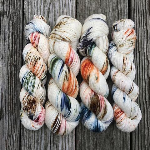 *ONLINE,ONLY*,Dragonfly,in,Amber,~,Outlander,Inspired,Yarn, Dragonfly in Amber, yarn, hand dyed, kettle dyed
