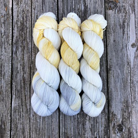 Galadriel,-,Tolkien,Inspired,yarn, kettle dyed, indiedyed yarn, middle earth, Tolkien, lord of the rings