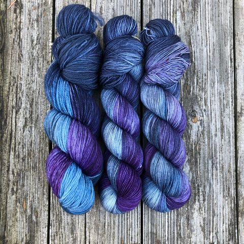 Watcher,in,the,Water,-,Tolkien,Inspired,yarn, kettle dyed, indiedyed yarn, middle earth, Tolkien, lord of the rings