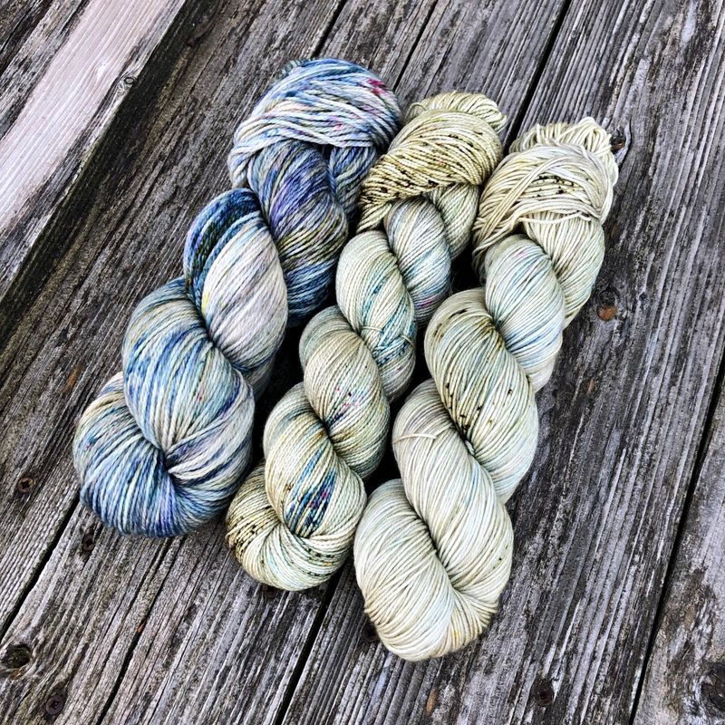 Carson's Cottage~ Downton Abbey Inspired Yarn - product image