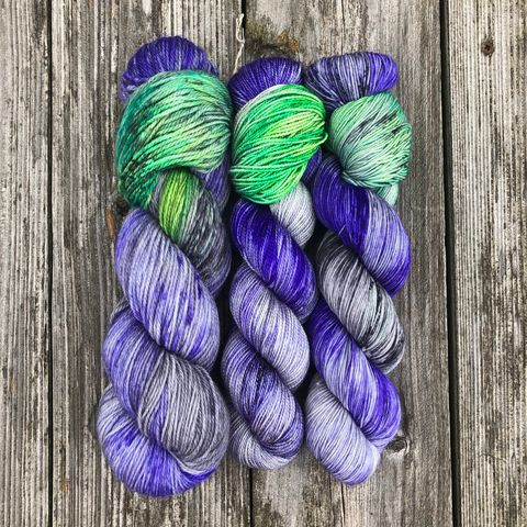 Bellatrix,Lestrange,~,Harry,Potter,Inspired,Yarn,yarn, Hand dyed, kettle dyed, Harry Potter, Harry potter, bellatrix lestrange, bellatrix, dark arts, dark mark, voldemort