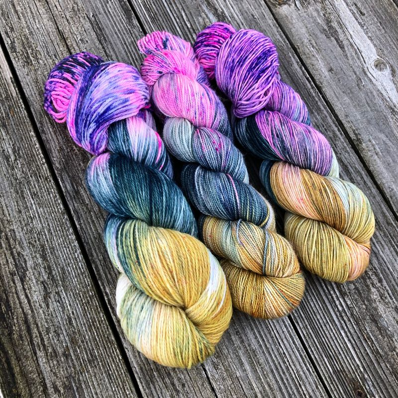 Magical Me ~ Harry Potter Inspired Yarn - product image