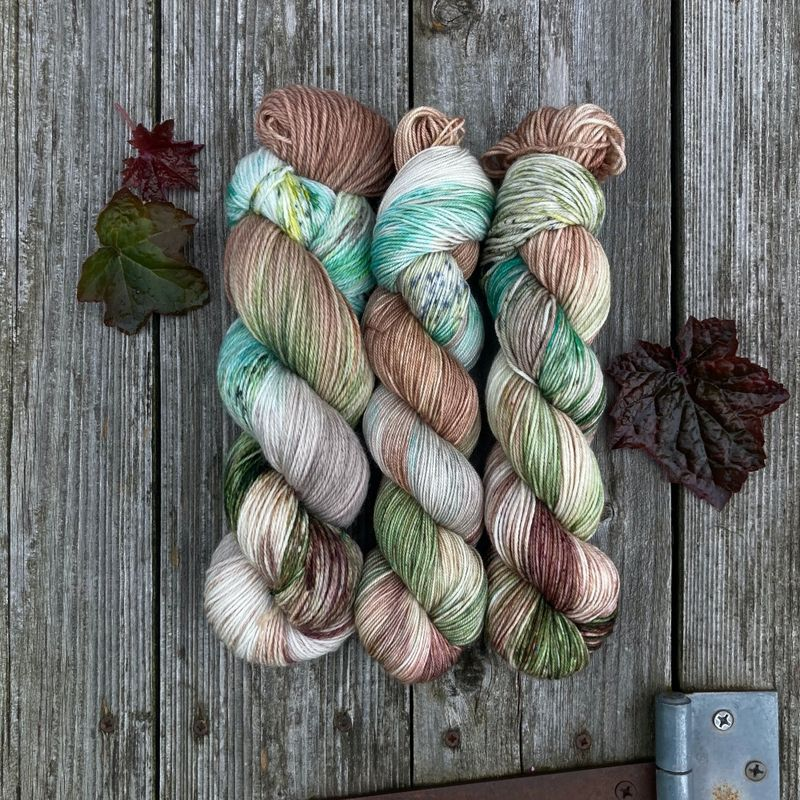 The Green Dragon ~ Lord of the Rings Inspired Yarn - product image
