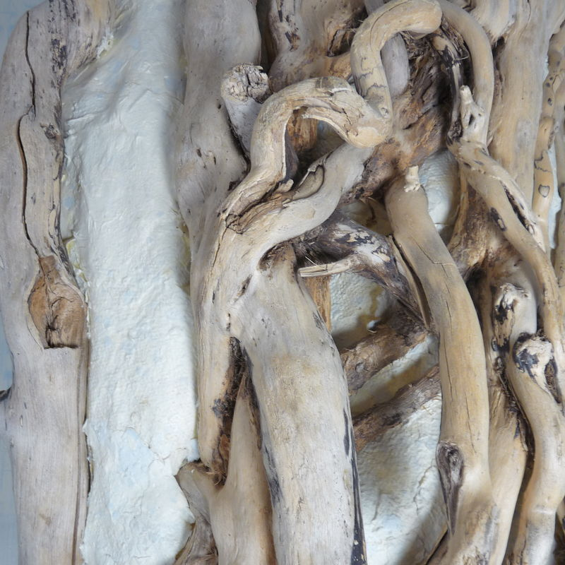 Kenfig Driftwood Uplighter - product images  of