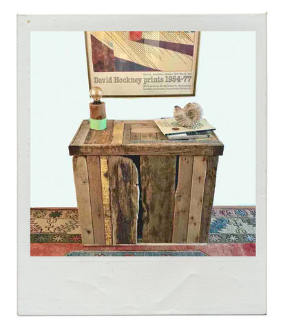 Whale,Wharf,Cabinet,Driftwood, patchwork, industrial style, shape, shade, colour. texture, handmade, collected in person.