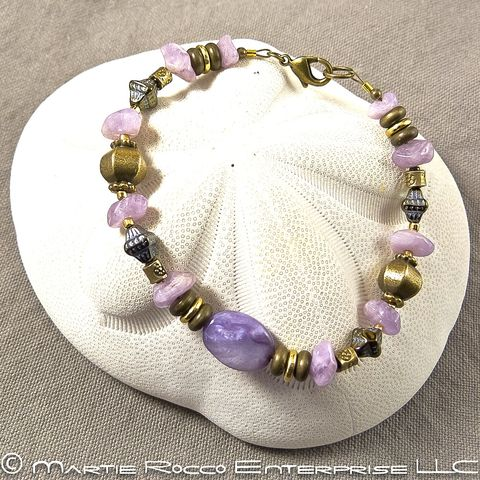 Chariot,and,lepidolite,bracelet,with,antiqued,brass,beads,chariot, lepidolite, bracelet, antiqued brass,