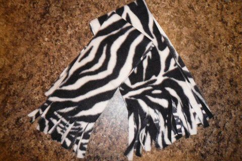 Mommy,&,Me,Zebra,Fleece,Fringe,Scarf,Set, Fringe, Scarf, Matching set, Zebra print, Animal print