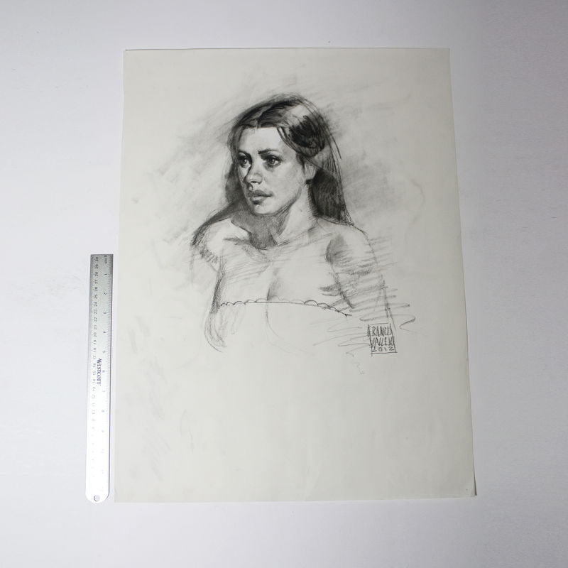 Brittany 3 | Original Drawing - SOLD - product images  of
