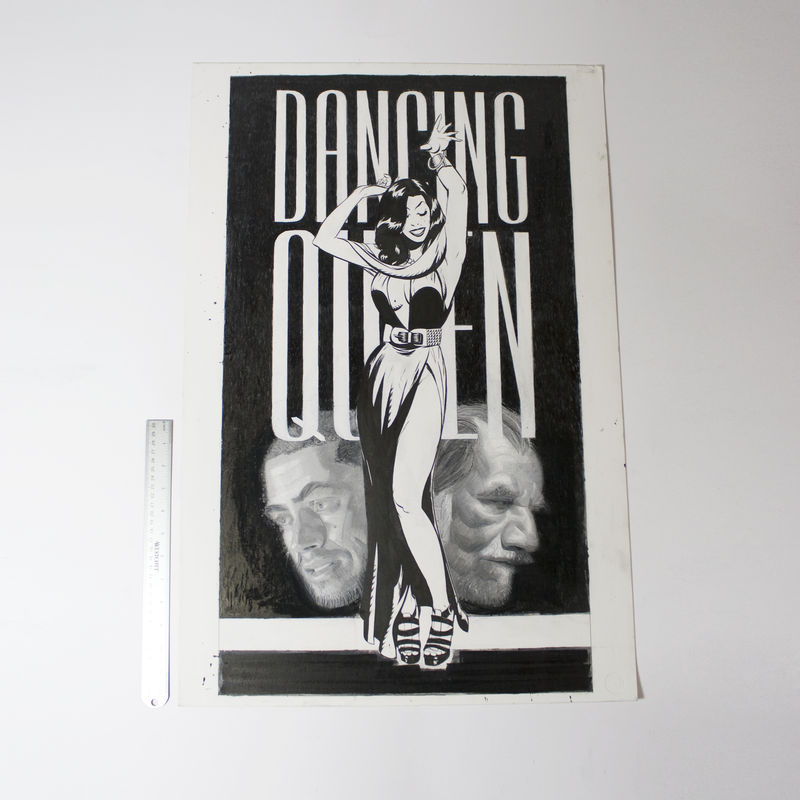 Dancing Queen | Original Drawing - product images  of