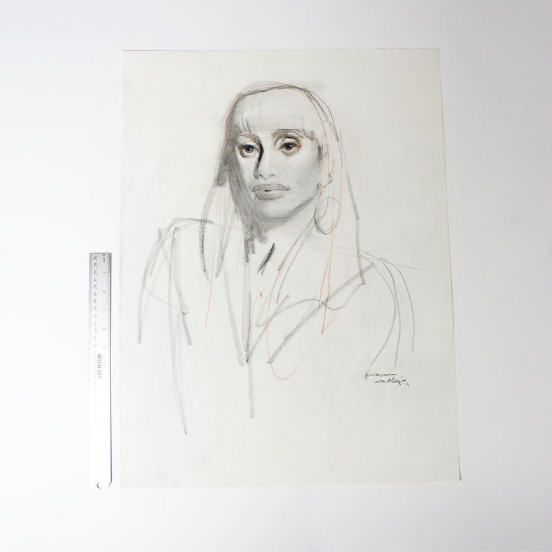 Alison | Original Drawing - product images  of