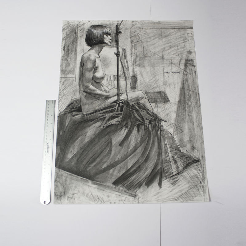 Lauren | Original Drawing - SOLD - product images  of
