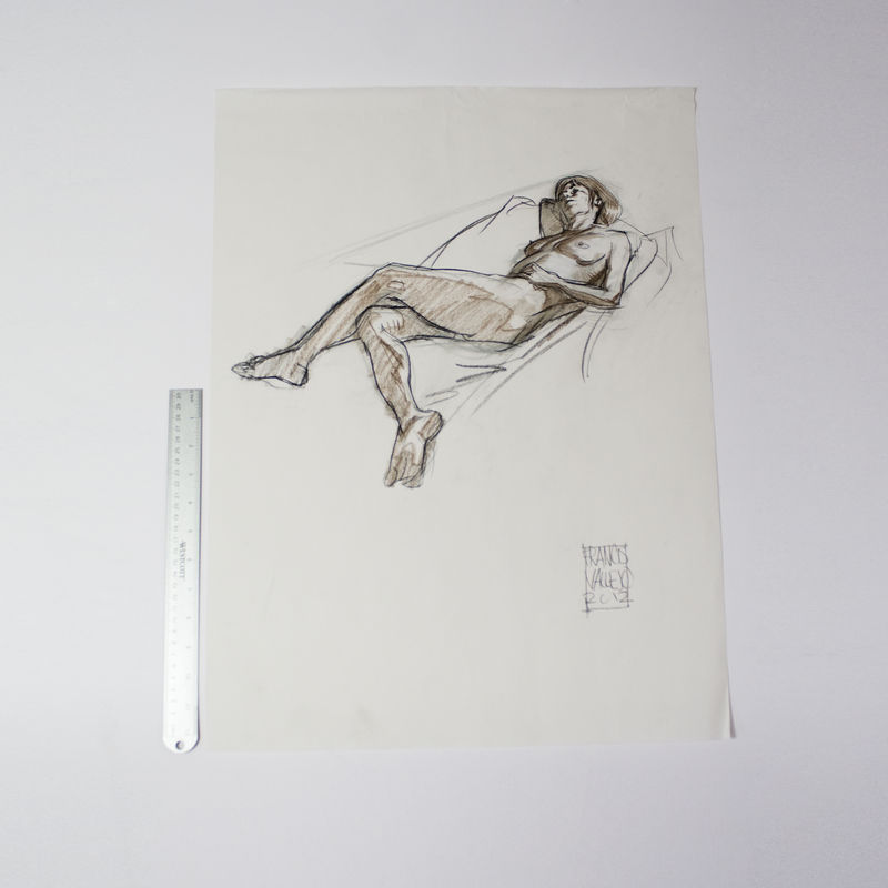 Diane | Original Drawing - product images  of